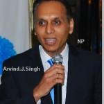 Arvind J. Singh