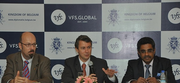Belgium and VFS Global expand visa services facility in