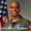 Lt Col Ravi Chaudhary