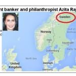 President Obama nominated NRI Azita Raji as US ambassador to Sweden