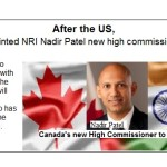 NRI Gujarati, Nadir Patel is Canada's new high commissioner in India