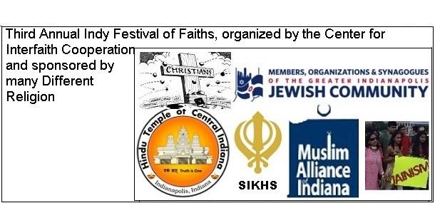 Indy Festival of Faiths 2015