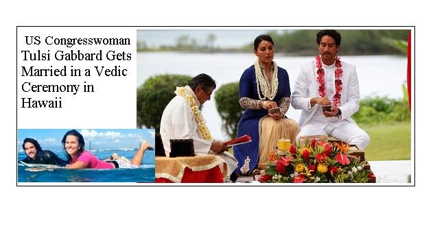 is tulsi gabbard married
